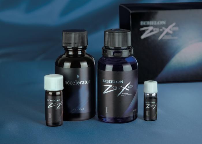3 komponentne vedelklaas Zen-Xero Dynamic
