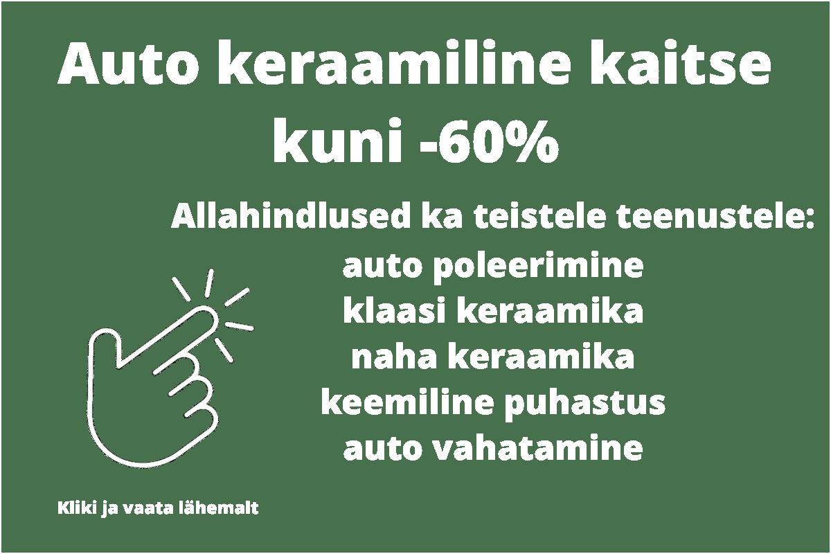 auto keraamiline kaitse kuni -65% valge